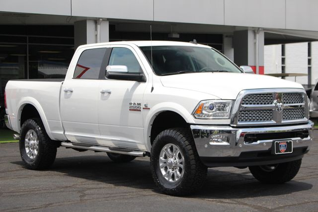 2018 Ram 2500 Laramie Crew Cab 4x4 - ONLY 620 MILES - LIFTED! Mooresville , NC 23