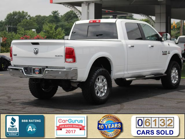 2018 Ram 2500 Laramie Crew Cab 4x4 - ONLY 620 MILES - LIFTED! Mooresville , NC 2