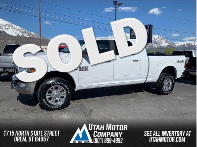 2018 Ram 2500 Laramie | Orem, Utah | Utah Motor Company in  Utah