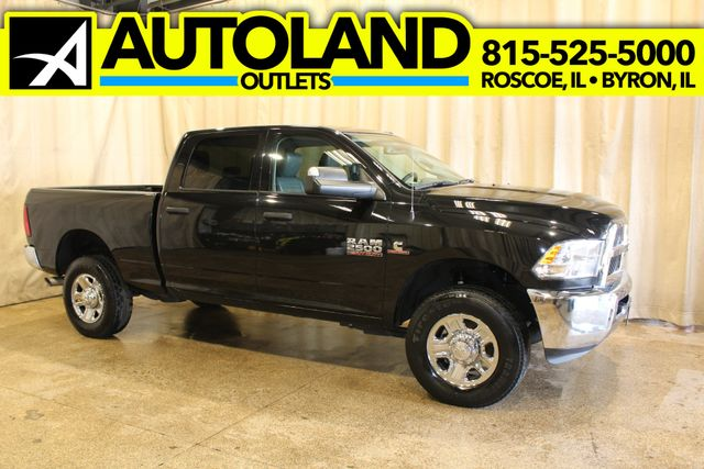 2018 Ram 2500 Tradesman diesel 4x4 Manual