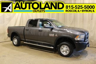2018 Ram 2500 Diesel 4x4 Manual 6 speed Tradesman diesel 4x4 in Roscoe, IL 61073