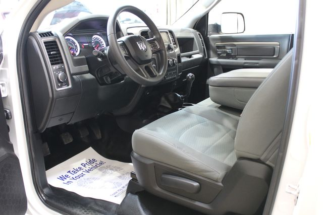 2018 Ram 2500 Tradesman Diesel 4x4 Manual Long Bed in Roscoe, IL 61073