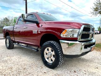 2018 Ram 2500 Tradesman Crew Cab 4X4 6.7L Cummins Diesel 6 Speed Manual in Sealy, Texas 77474