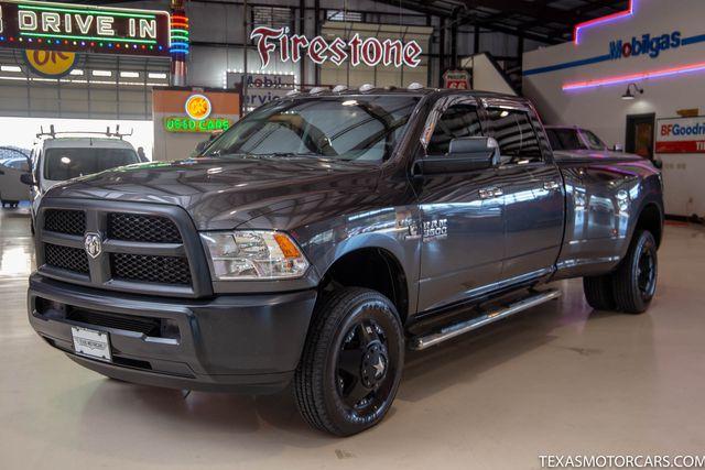 2018 Ram 3500 Tradesman DRW 4X4 in Addison, Texas 75001