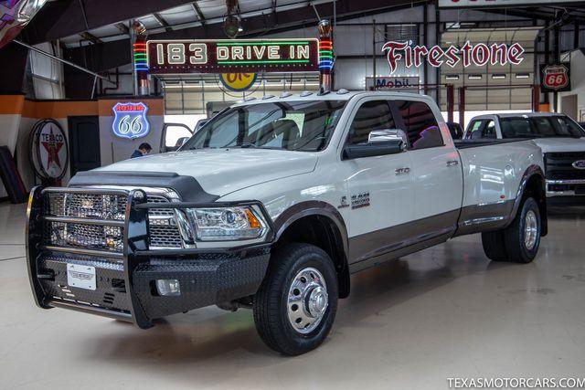 2018 Ram 3500 Laramie 4x4 in Addison, Texas 75001