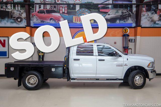 2018 Ram 3500 Tradesman DRW 4x4