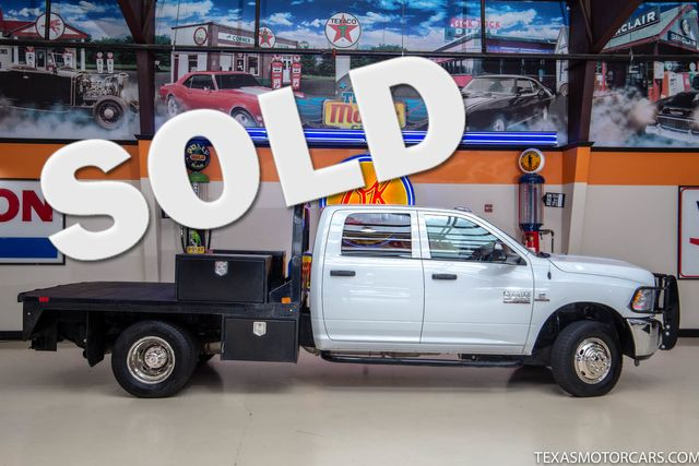 2018 Ram 3500 Chassis Cab Tradesman 4x4