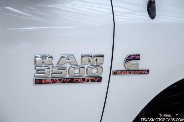 2018 Ram 3500 Chassis Cab Tradesman 4x4 in Addison, Texas 75001