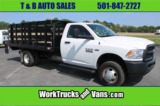 2018 Ram 3500 Chassis Cab Tradesman in Bryant, AR 72022