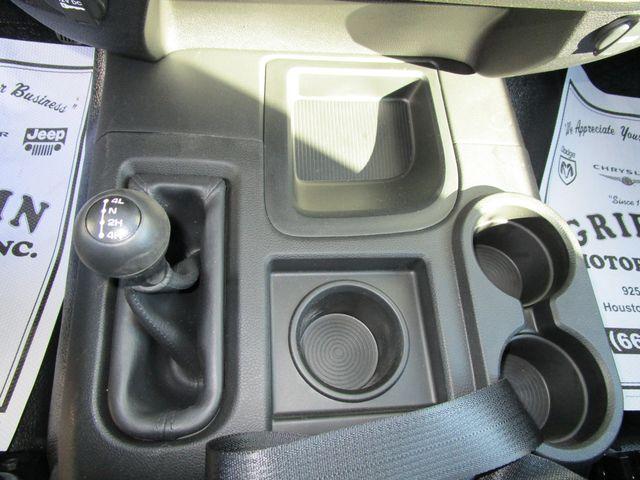 2018 Ram 3500 Chassis Cab Tradesman Crew Cab 4x4 Houston, Mississippi 5