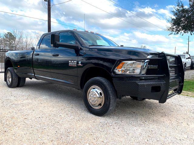 2018 Ram 3500 DRW Tradesman Crew Cab 4X4 6.7L Cummins Diesel Aisin Auto in Sealy, Texas 77474
