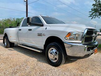 2018 Ram 3500 DRW Tradesman Crew Cab 4X4 6.7L Cummins Diesel TOW TRUCK in Sealy, Texas 77474