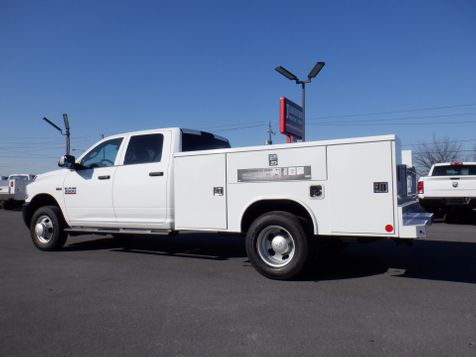 2018 Ram 3500  Crew Cab 4x4 with New 9' Reading Utility Bed in Ephrata, PA