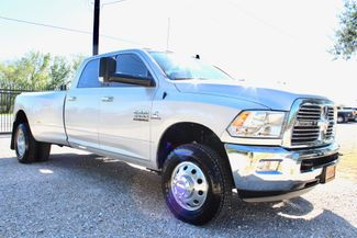 2018 Ram 3500 Lone Star Crew Cab 4x4 6.7L Cummins Diesel Aisin Dually in Sealy, Texas 77474