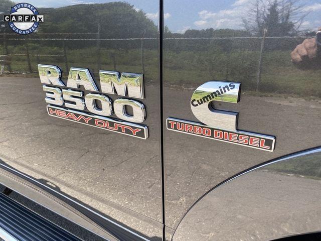 2018 Ram 3500 Laramie Madison, NC 9