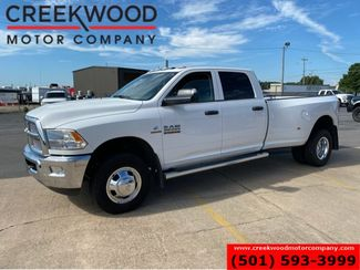2018 Ram 3500 Dodge ST SLT 4x4 Diesel Dually White Chrome 1 Owner NICE in Searcy, AR 72143