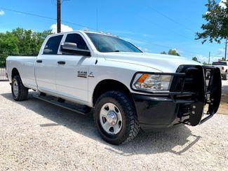 2018 Ram 3500 SRW Tradesman Crew Cab 4X4 6.7L Cummins Diesel Auto in Sealy, Texas 77474