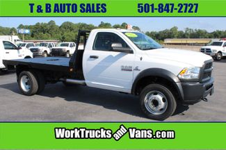 2018 Ram 5500 Chassis Cab Tradesman in Bryant, AR 72022