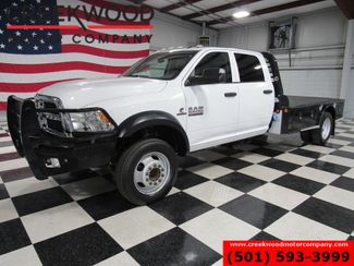 2018 Ram 5500 Dodge Flatbed Dually Cummins Diesel Aisin Auto 1 Owner in Searcy, AR 72143
