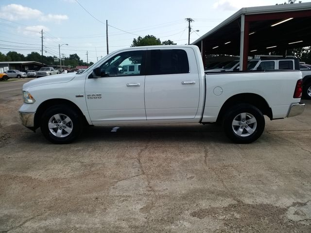 2018 Ram Crew Cab 4x4 1500 SLT Houston, Mississippi 3