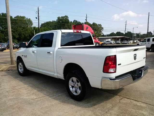 2018 Ram Crew Cab 4x4 1500 SLT Houston, Mississippi 5