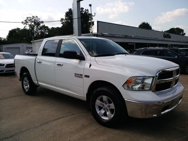 2018 Ram Crew Cab 4x4 1500 SLT Houston, Mississippi 1