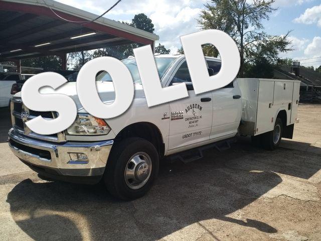 2018 Ram Crew Cab 4x4 3500 Chassis Cab Tradesman Houston, Mississippi