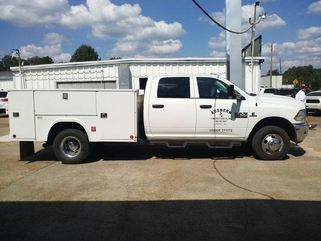 2018 Ram Crew Cab 4x4 3500 Chassis Cab Tradesman Houston, Mississippi 2
