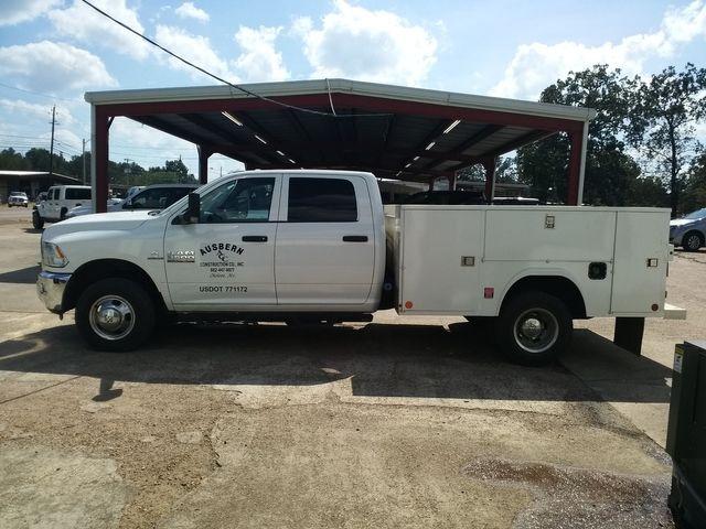 2018 Ram Crew Cab 4x4 3500 Chassis Cab Tradesman Houston, Mississippi 3