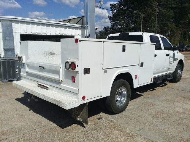 2018 Ram Crew Cab 4x4 3500 Chassis Cab Tradesman Houston, Mississippi 4