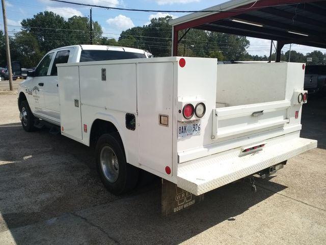 2018 Ram Crew Cab 4x4 3500 Chassis Cab Tradesman Houston, Mississippi 5