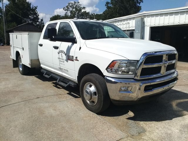 2018 Ram Crew Cab 4x4 3500 Chassis Cab Tradesman Houston, Mississippi 1