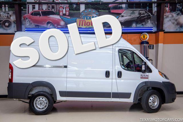 2018 Ram ProMaster Cargo Van Commercial in Addison, Texas 75001