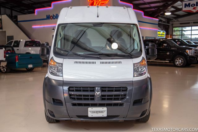 2018 Ram ProMaster Cargo Van Commercial in Addison, Texas 75001