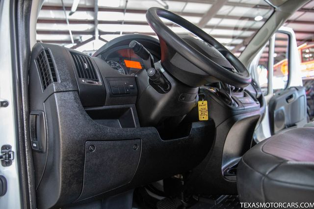 2018 Ram ProMaster Cargo Van High Roof in Addison, Texas 75001