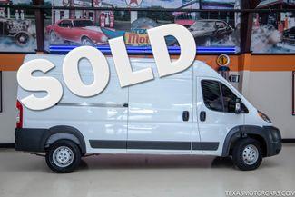 2018 Ram ProMaster Cargo Van in Addison, Texas 75001