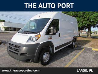 2018 Ram ProMaster Cargo Van in Largo, Florida 33773