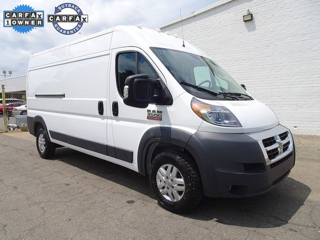 2018 Ram ProMaster Cargo Van High Roof Madison, NC 1