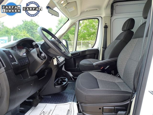 2018 Ram ProMaster Cargo Van High Roof Madison, NC 24