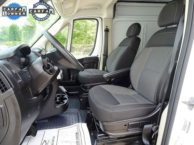 2018 Ram ProMaster Cargo Van High Roof Madison, NC 25