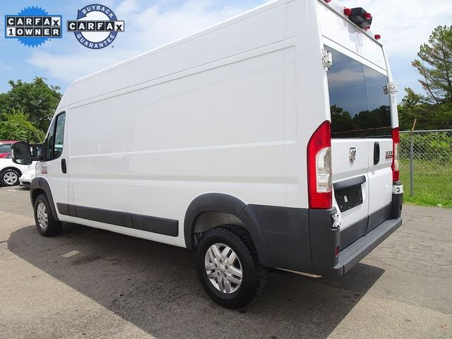 2018 Ram ProMaster Cargo Van High Roof Madison, NC 4