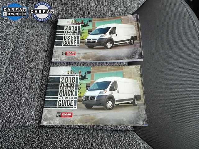 2018 Ram ProMaster Cargo Van High Roof Madison, NC 40