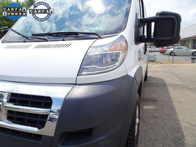 2018 Ram ProMaster Cargo Van High Roof Madison, NC 9