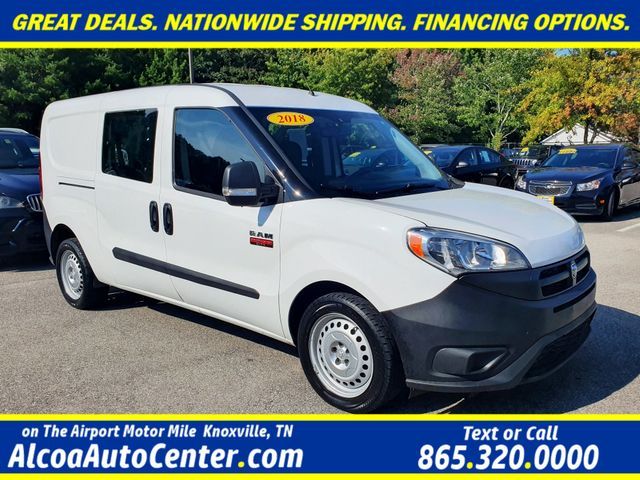 "2018 Ram ProMaster City Wagon Uconnect 3 w/5"" Display in Louisville, TN 37777"
