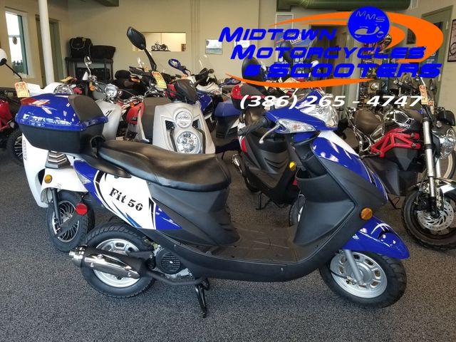 2018 Riya Fit-50 Scooter 49cc