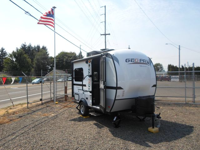 2018 Rockwood Geo Pro 14FK Salem, Oregon 1