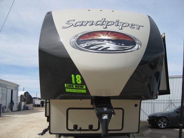 2018 Sandpiper 383 Rblok Odessa, Texas 2
