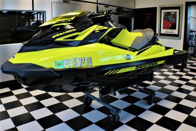 2018 Sea Doo XPS 300