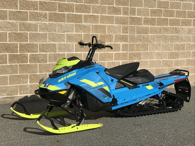 "2018 Ski-Doo 850 Backcountry X 146"" OCTANE BLUE 189 MILES MANY EXTRAS SNOW CHECK"