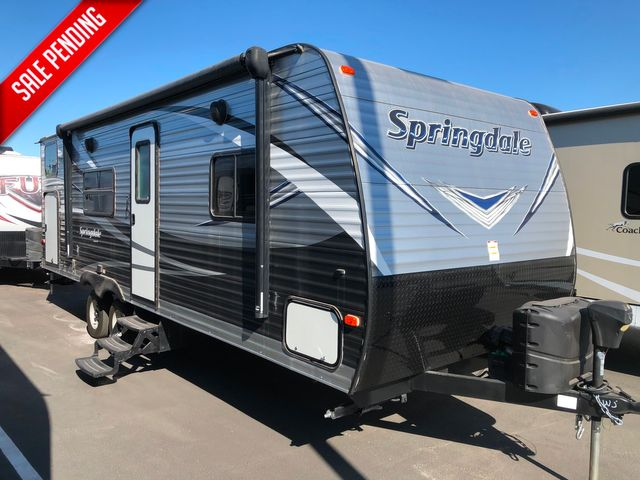 2018 Springdale 260BH   in Surprise-Mesa-Phoenix AZ